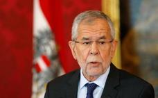 El presidente austríaco quiere celebrar elecciones anticipadas en septiembre