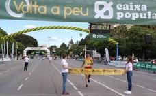 Alberto López y Marta Esteban conquistan la Volta a Peu a Valencia 2019