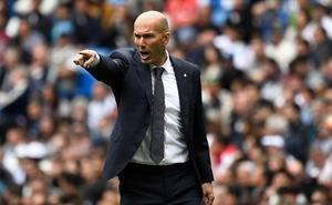 Zidane: «No es que no queramos, es que no podemos»