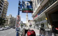 Valencia es la tercera ciudad de España con los aparcamientos más caros