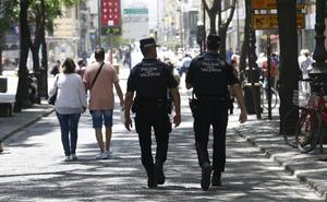 El tripartito ofrece plazas de comisario de la policía para agentes de pueblos cercanos