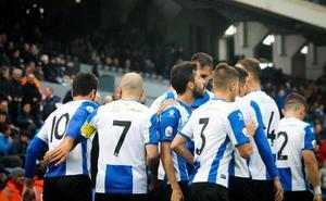 El Hércules espera rival para la primera ronda de promoción