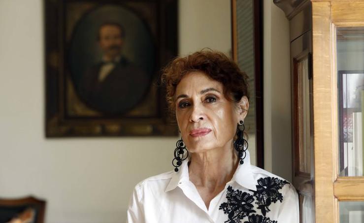 Carmela Moya: «No voy de salvadora del mundo, pero confío en mis capacidades»