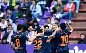 Un final acorde con el potencial del Valencia
