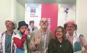 Payasospital celebra 20 años de sonrisas solidarias