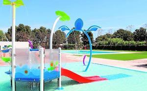 Albal ultima la reforma de la piscina municipal