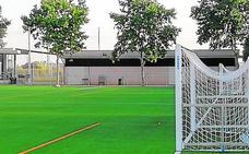 Finalizan las obras de un nuevo terreno en el campo de fútbol