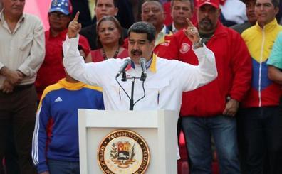 Maduro anuncia elecciones anticipadas a la Asamblea Nacional de Venezuela, bajo control opositor