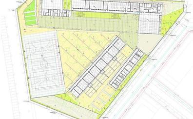 El pleno aprueba el plan para la construcción del nuevo colegio