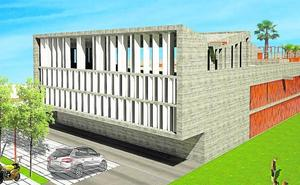 Proyecto de parking con 221 plazas en el barrio Río Turia