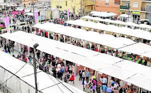 La Feria del Comercio y el 'Racó del Menjar' promocionan el producto local