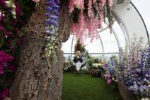 Así es el festival de flores más prestigioso del mundo