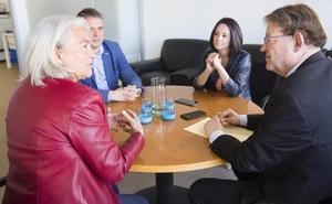 Puig defiende la «honradez» del PSPV en el territorio del imputado Rodríguez