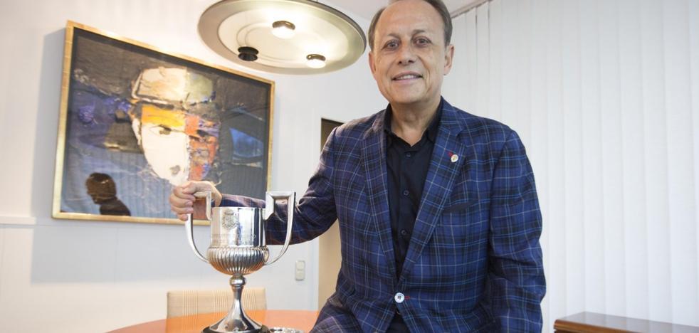 Agustín Morera, expresidente del Valencia: «Los capitanes son los que tienen que llevar la voz cantante»