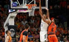 Sigue en directo el Real Madrid-Valencia Basket aquí
