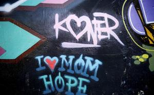 El lado oculto del grafiti
