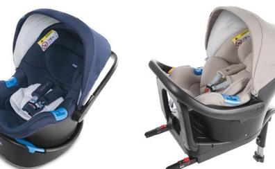 Las cuatro sillas de retención infantil menos seguras del mercado