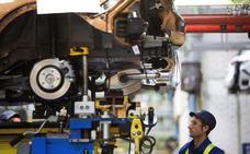 Los empleados de Ford, preocupados ante el plan de producción del segundo semestre