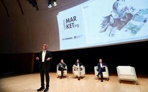 Victor Küppers seduce en el Foro Open Marketing