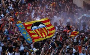 La final de Copa podrá verse en dos pantallas gigantes en Valencia