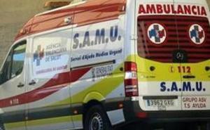 Una joven resulta herida tras ser atropellada por un turismo en Vila-real