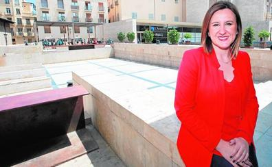 María José Catalá: «Nunca he conocido a un alcalde que dedique tan poco tiempo a su ciudad como Ribó»