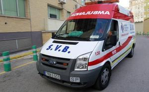 Una mujer muere al ser atropellada por un autobús en Benidorm