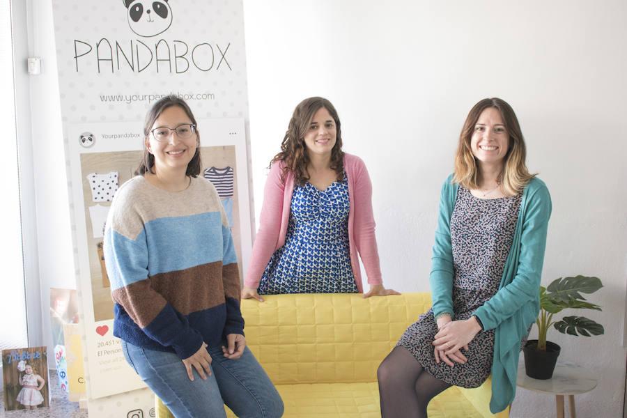 La valenciana Pandabox, a por el mercado del personal shopping para niños en España