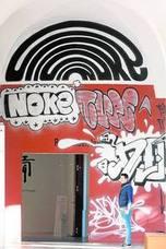 El Síndic de Greuges afea a Cultura la falta de un informe previo del grafiti del Carmen