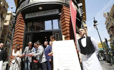 El bar Torino reabre sus puertas cien años después