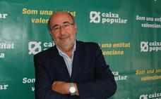 Muere el presidente de Caixa Popular, Benet Delcán