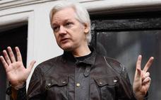 EE UU acusa a Assange de espionaje