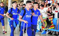 Valencia CF: la ilusión viaja a Sevilla