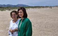El Gobierno regenerará la playa de l'Auir para mantener el ecosistema dunar