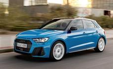 El nuevo Audi A1 Sportback, en 22 fotos