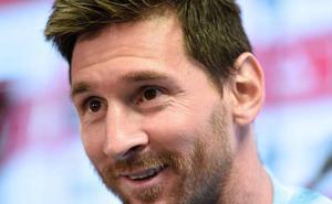 Messi: «Me gustaría que siguiera Valverde»