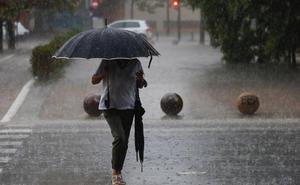 ¿Hasta cuándo lloverá en Valencia?