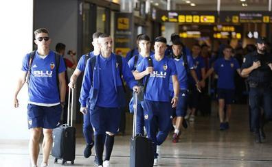 Los 'vampiros' visitan al Valencia