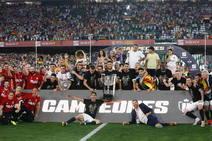 La final de la Copa del Rey en imágenes