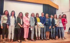 El centro de salud de Xàbia gana el premio al mejor docente