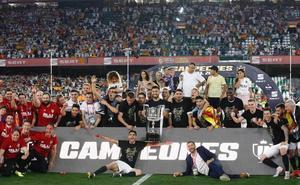 ¡LA GANAMOS! Crónica de la final de Copa del Rey: FC Barcelona 1 - 2 Valencia CF