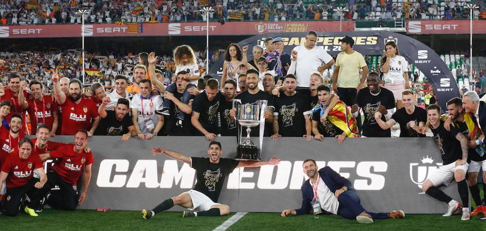 Final de Copa del Rey: crónica del FC Barcelona 1 - 2 Valencia CF