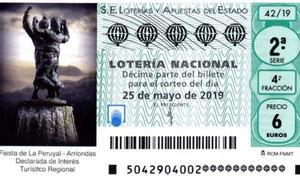 La Lotería Nacional de hoy 25 de mayo: comprobar los décimos premiados del sábado