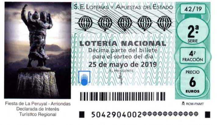 Sorteo Especial de Cruz Roja de la Lotería Nacional del sábado 8 de junio de 2019