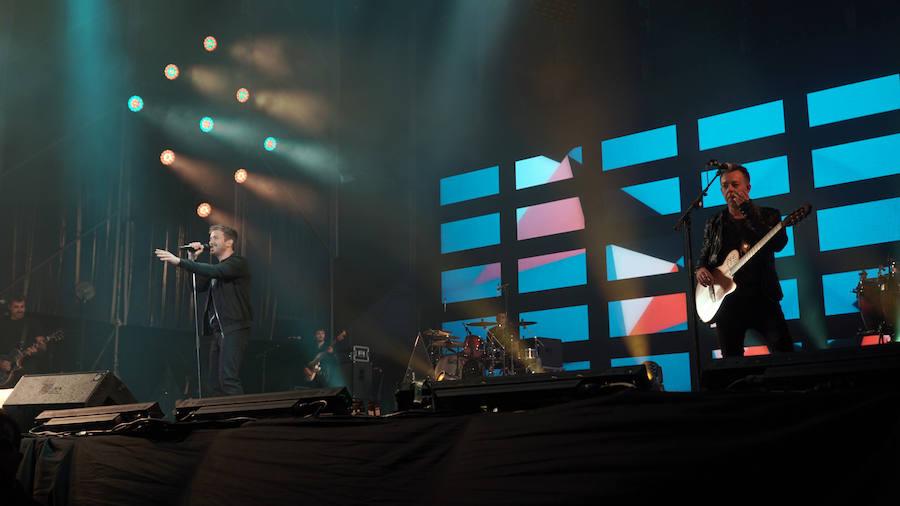 El concierto de Pablo Alborán en imágenes