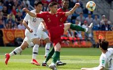 Kang In juega con Corea en el Mundial sub-20 a 3.000 kilómetros del Villamarín