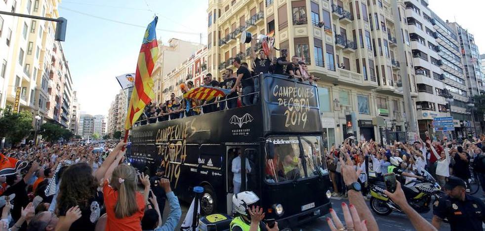 Un autobús para miles de personas