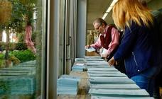 Los políticos valencianos acuden a votar el 26-M