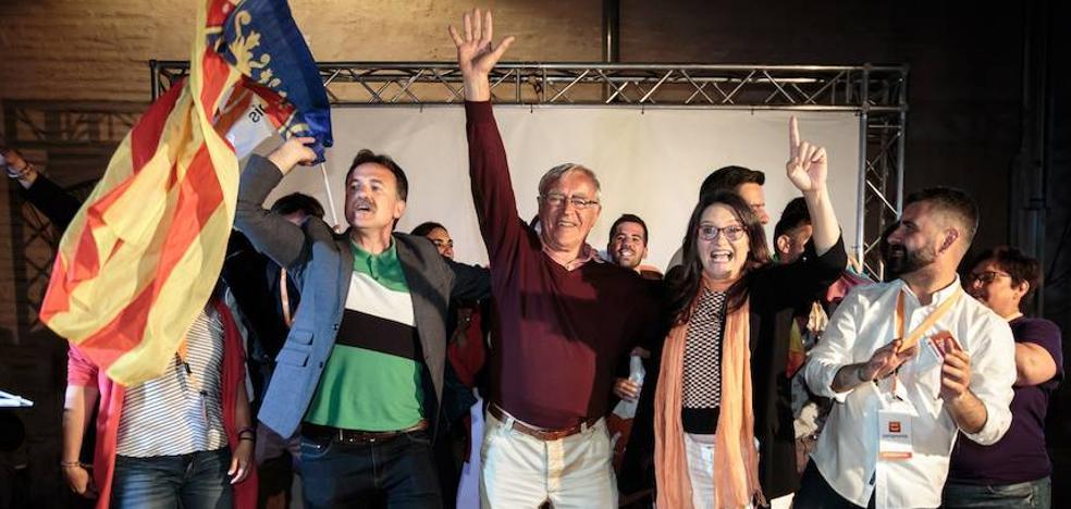 Ribó seguirá de alcalde de Valencia por el hundimiento de Podemos