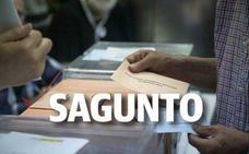 Resultados en Sagunto de las elecciones municipales de 2019: escrutinio y escaños